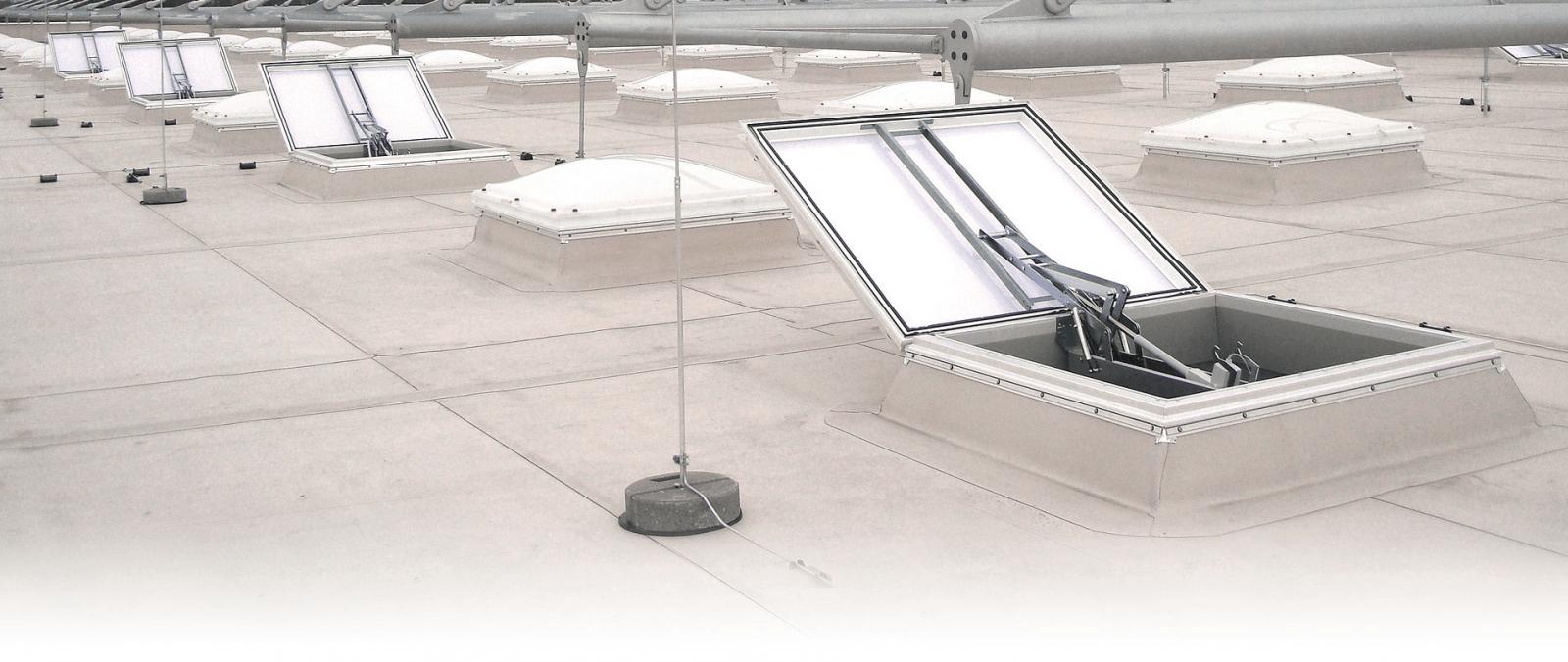Larex Global Floor header tehnologie 24/48 volt